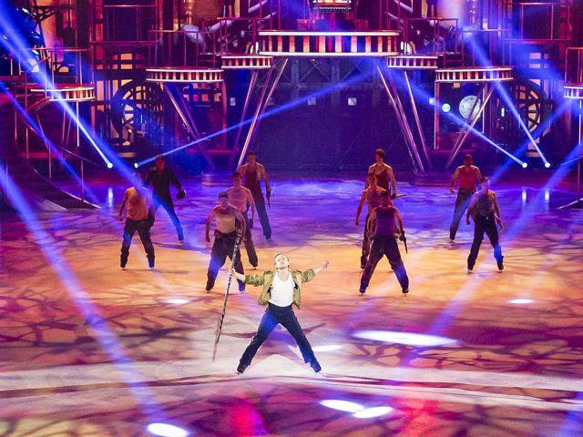 Tanzszene aus Believe, Foto: HOI Productions