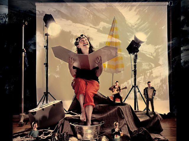 Andrea Pancur, Foto: Kulturreferat der LHM