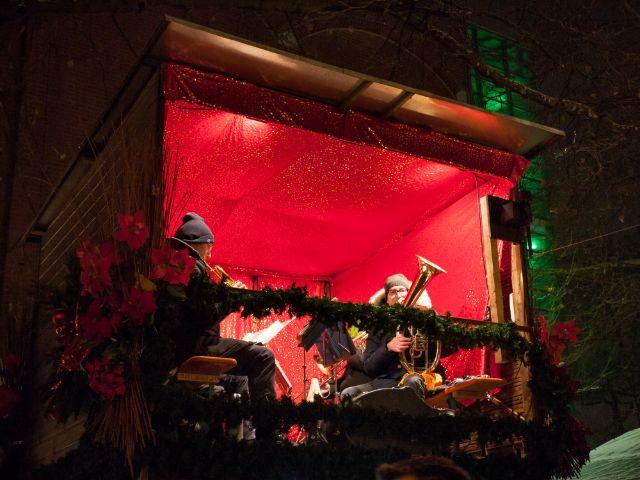 Neuhauser Weihnachtsmarkt 2017, Foto: muenchen.de / Mónica Garduño