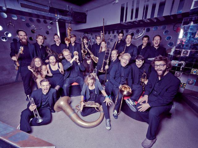 Big Harry Festival 2018 - Jazzrausch Bigband, Foto: Big Harry Concerts
