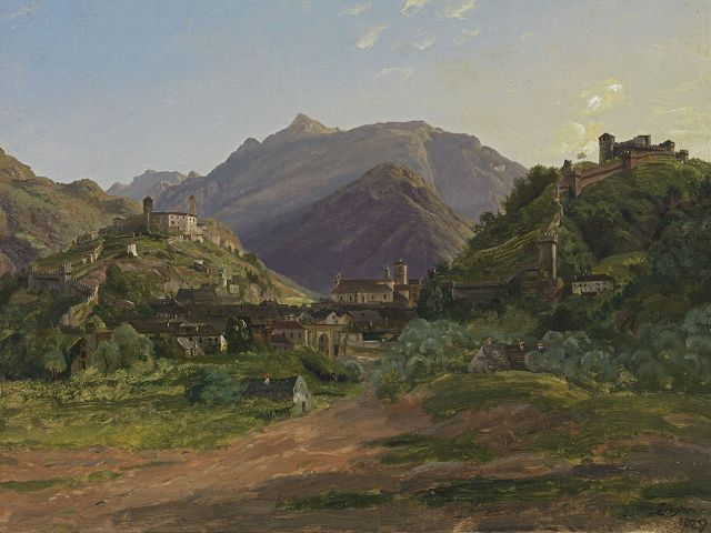 Bild von Johann Christian Ziegler, Foto: Bayerische Staatsgemäldesammlungen, Neue Pinakothek, München