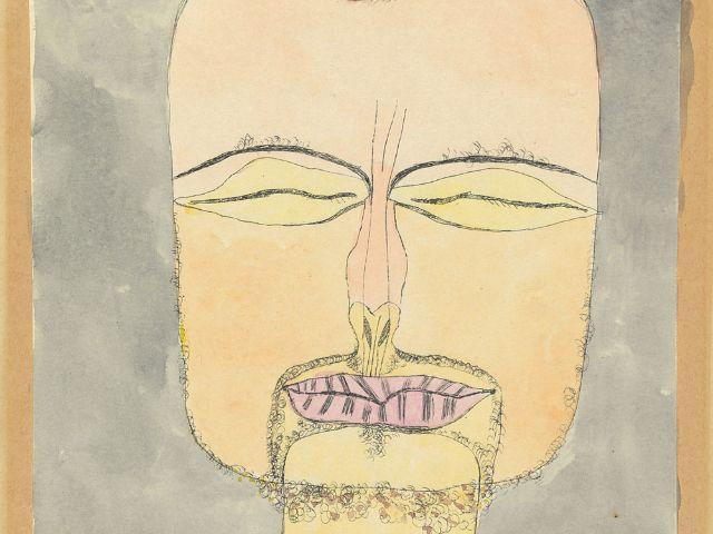 Paul Klee, Nach der Zeichnung 19/75 [Versunkenheit], 1919, Foto: Zentrum Paul Klee, Bern, Bildarchiv