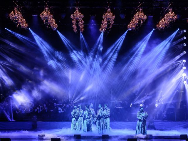 Royal Christmas Gala: Gregorian, Foto: Promoters Group Munich