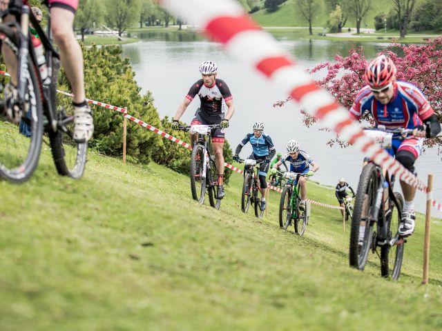 XCO Rennen mit Mountainbikes beim SattelFest, Foto: SattelFest