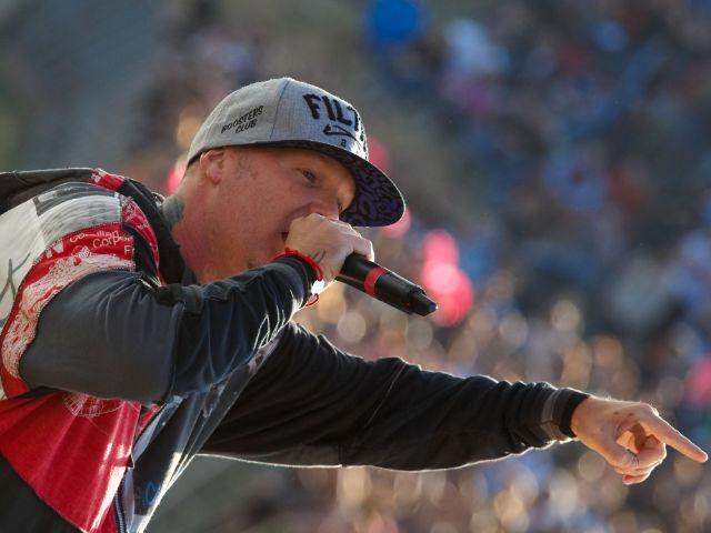 Limp Bizkit - Sänger Fred Durst
