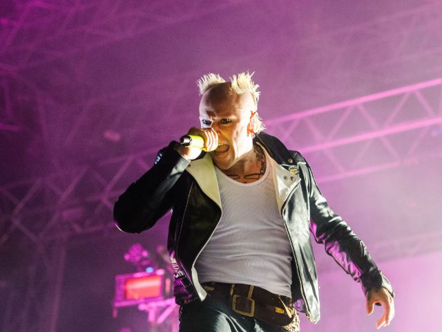 Keith Flint von The Prodigy