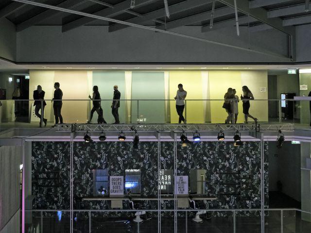 "Party im Foyer von ""The Lovelace"", Foto: The Lovelace/Steve Herud"
