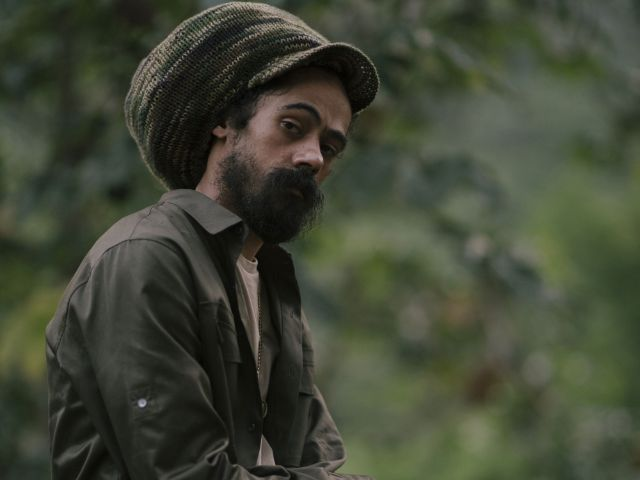 Der Reggaemusiker Damian Marley, Foto: Damian Marley/WME
