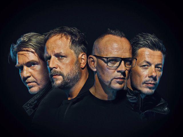 Porträt der Fantastischen Vier, Foto: Robert Grischek
