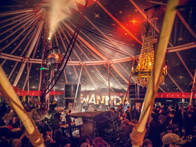 Impression vom Wannda Circus, Foto: Fabian Christ