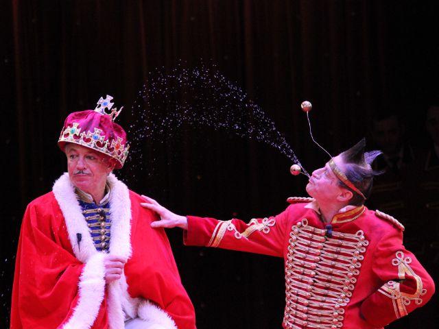Daris und Fumagalli, Foto: Circus Krone
