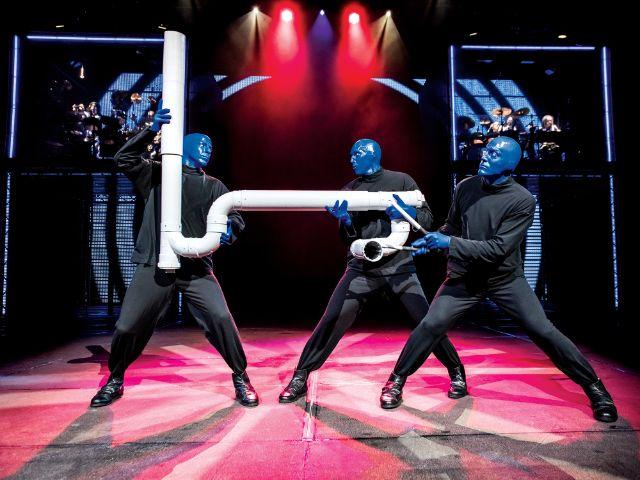 Blue Man Group, Foto: Lindsay Best