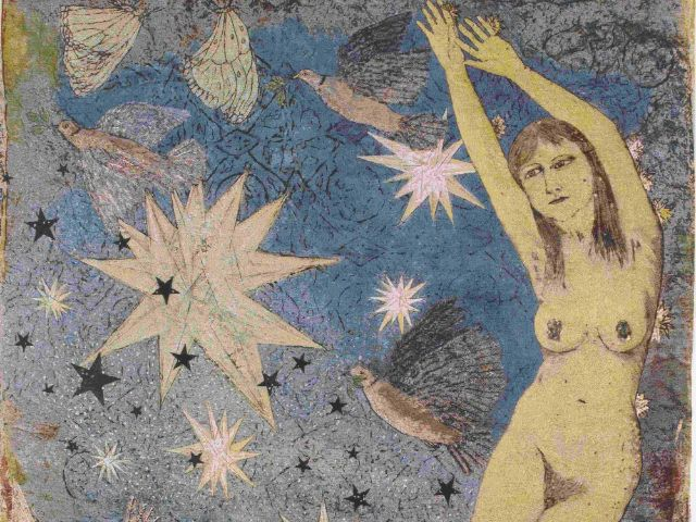 "Kiki Smith ""Sky"", Foto: Kiki Smith, courtesy Pace Gallery"
