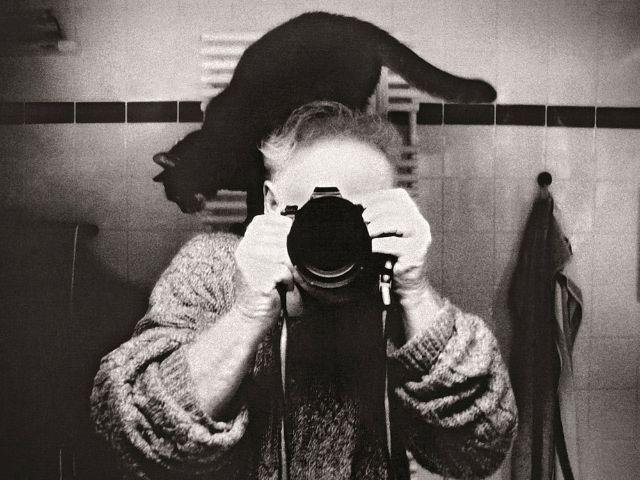 Selbstporträt Stefan Moses, Foto: Stefan Moses/Literaturhaus