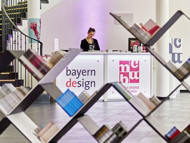 Munich Creative Business Week, Foto: bayern design GmbH