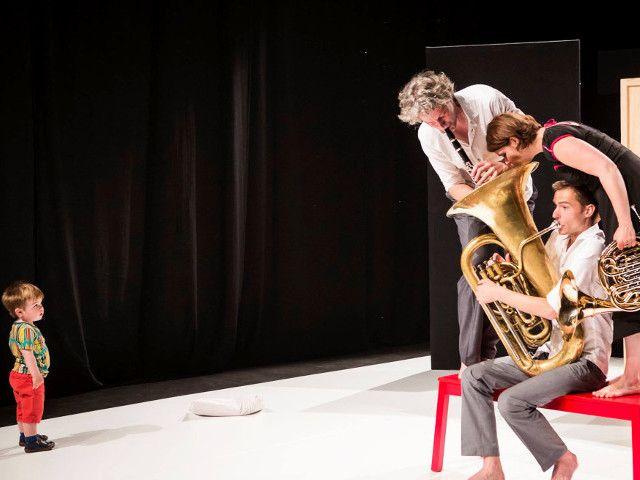 Theater, Kindertheater, Schauspiel, Foto: Saris&denEngelsman