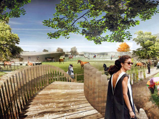 Impressionen Pferde-Themen- und -erlebnispark, Foto: Apassionata