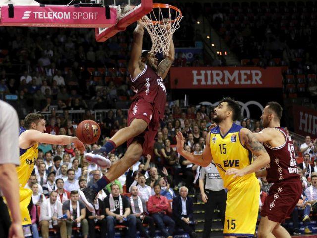 Bayern-Basketballer Devin Booker in Action, Foto: FC Bayern Basketball / Rau