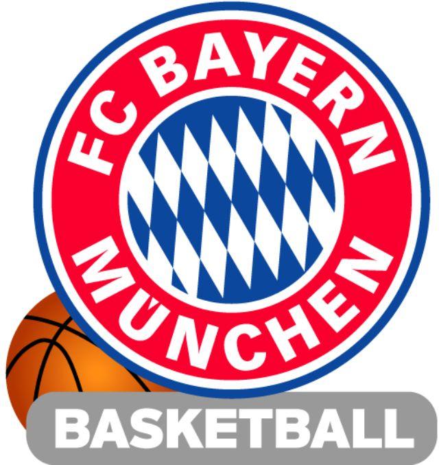 FC Bayern Basketball Logo