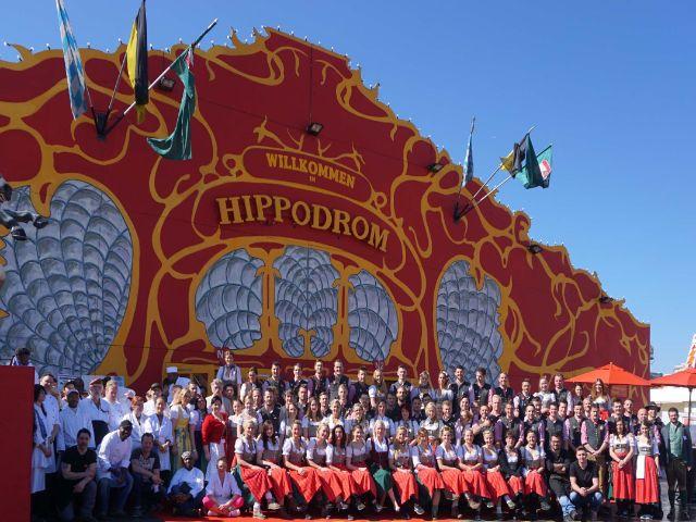Das Team des Hippodroms, Foto: Hippodrom