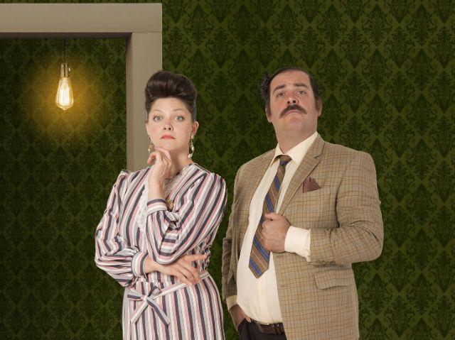 Les Deux de Pique, Philippe Trépanier & Tamara Bousquet, Foto: GOP