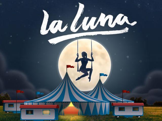 La Luna, Foto: GOP