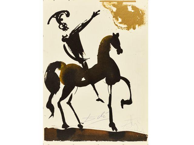 Werk von Salvador Dalí