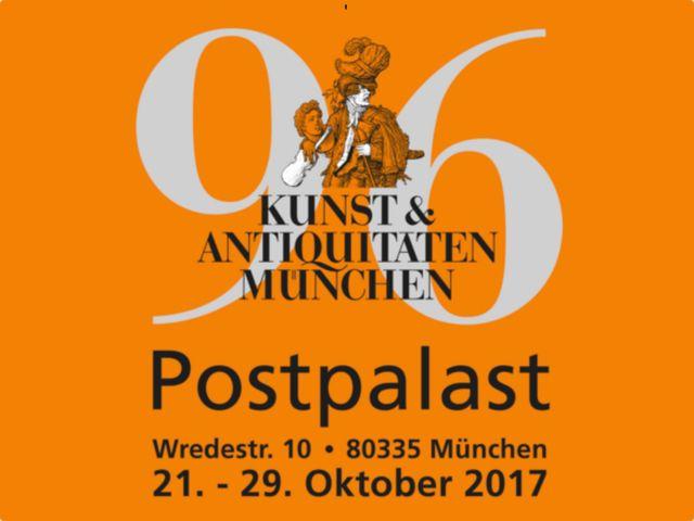 96. Kunst und Antiquitäten München, Foto: Kunst und Antiquitäten München
