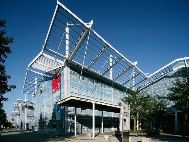 MOC Veranstaltungscenter München, Foto: Messe München