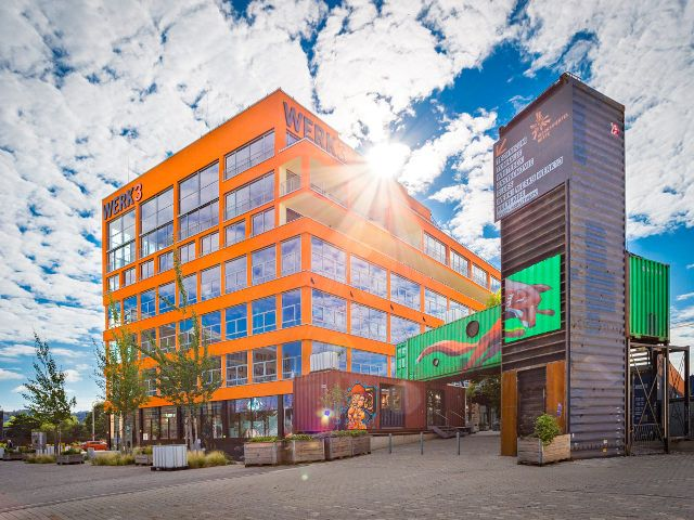 Werksviertel, Foto: Werksviertel