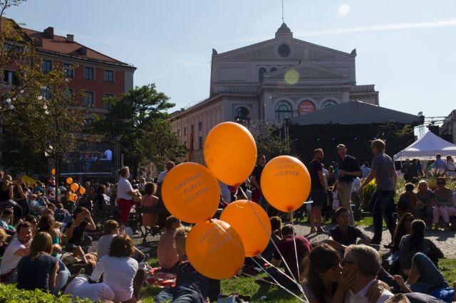 Gärtnerplatzfest 2012