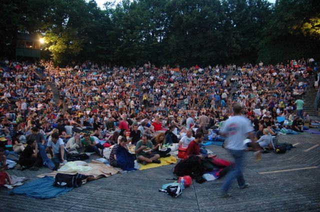 , Foto: Kino, Mond & Sterne