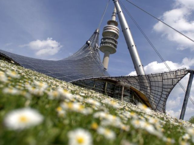 Olympiaturm Kanzel 2, Foto: Olympiapark München