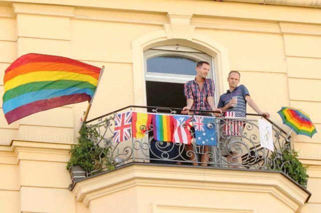 Politische Forderungen Verband fr lesbische, schwule