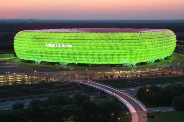 , Foto:  Allianz Arena/B. Daucke, Montage: muenchen.de
