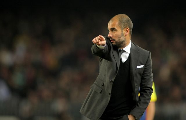 FC-Bayern-Trainer Pep Guardiola , Foto: Maxisport/Shutterstock