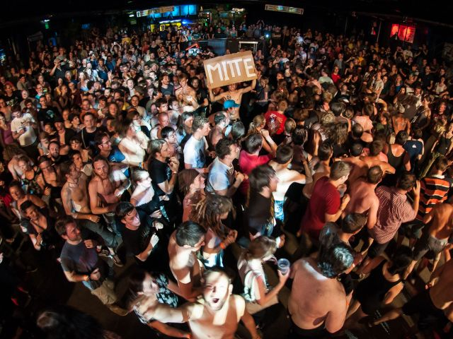 Free & Easy Konzert, Foto: Backstage Concerts