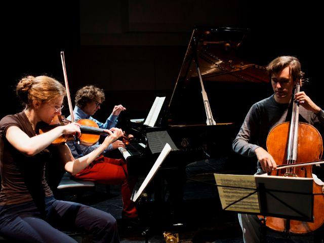 Van Baerle Trio, Foto: Daniel Delang