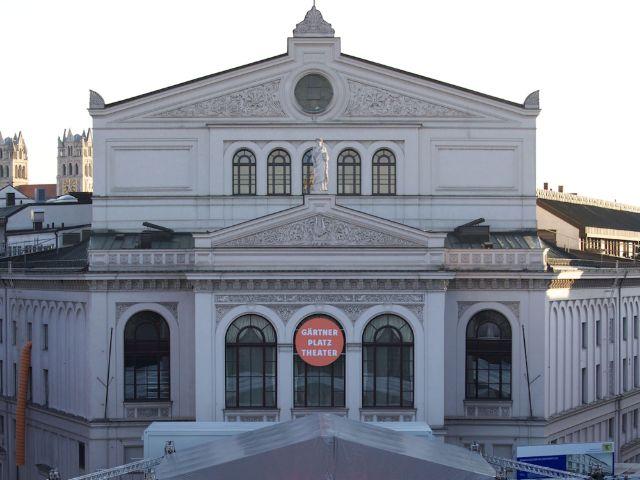 Gärtnerplatztheater beim Open Air, Foto: Christian Zach