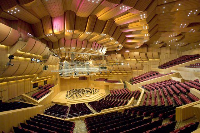 Philharmonie, Foto: Gasteig München GmbH/Matthias Schönhofer