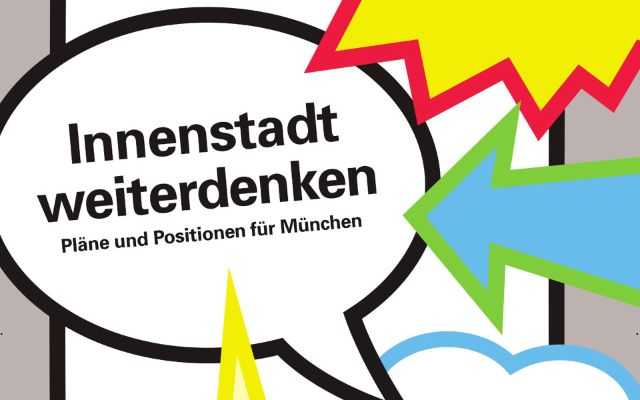 Ausstellung zur Stadtplanung, Foto: Referat für Stadtplanung und Bauordnung München