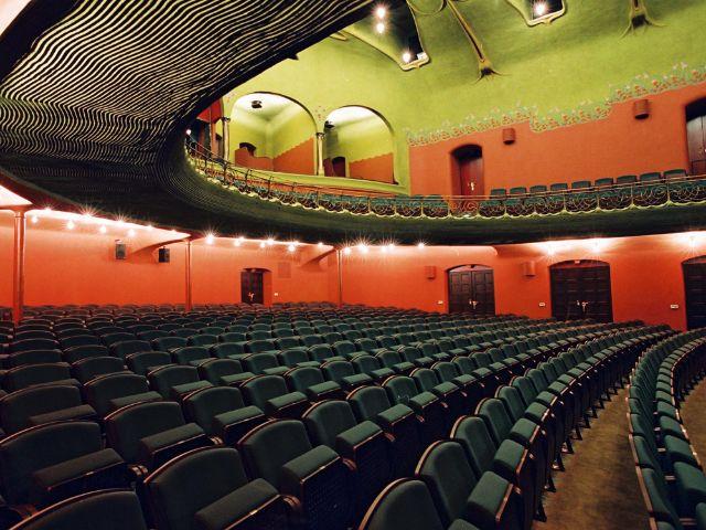 Zuschauerraum der Münchner Kammerspiele, Foto: Münchner Kammerspiele
