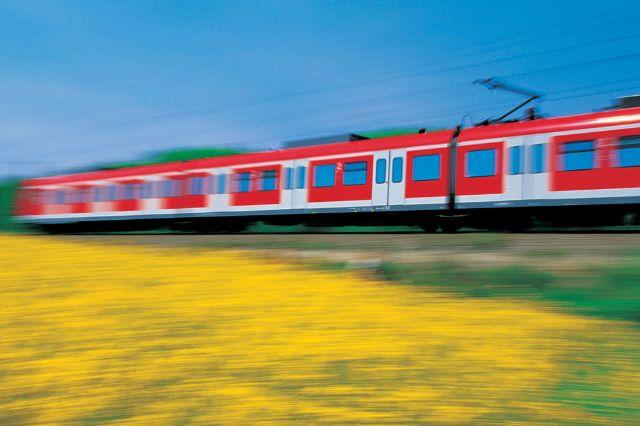 S-Bahn MVV, Foto: MVV