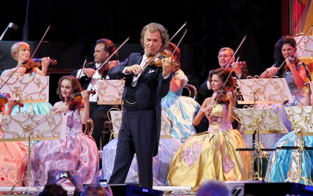 André Rieu, Foto: PGM Promoters Group Munich