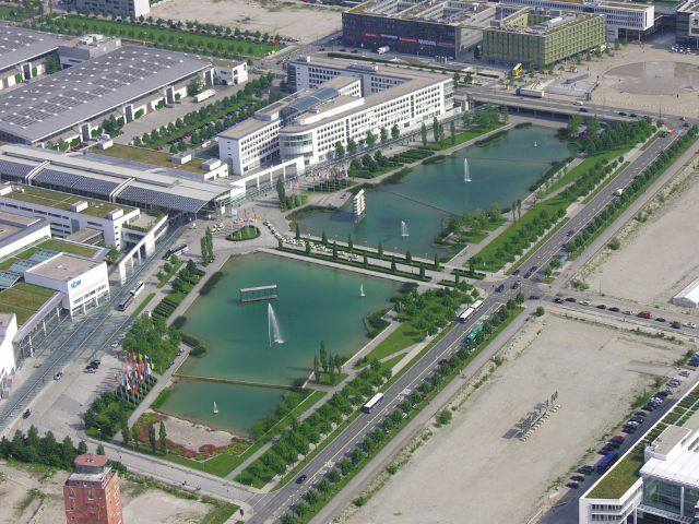 Messe München International, Foto: Messe München