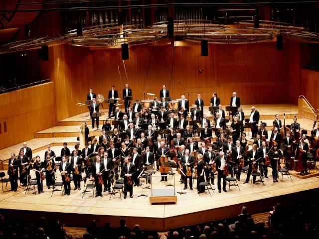 Münchner Philharmoniker in der Münchner Philharmonie im Gasteig, Foto: Gasteig München GmbH/Matthias Schönhofer