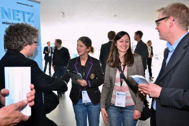Vom 3. bis 9. Juni zeigen Münchens Unternehmen, Netzwerke und Organisationen welche digitalen Trends und Themen angesagt sind., Foto: Isarnetz