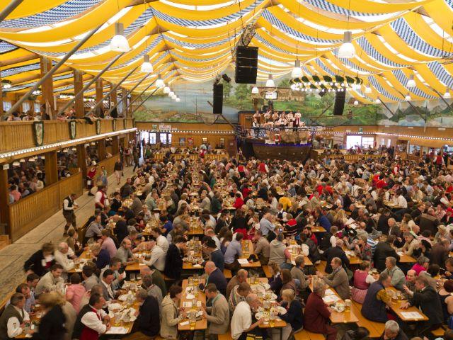 Zelte Zum Oktoberfest : Das oktoberfest angebot offizielle stadtportal