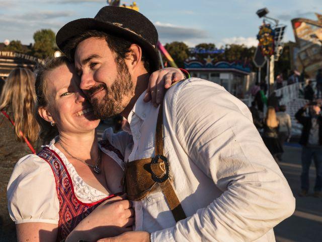 Impressionen vom ersten Wiesnwochenende, Foto: muenchen.de/Katy Spichal