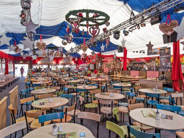 Bodo's Cafézelt, Foto: muenchen.de